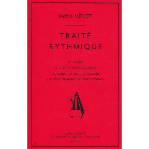 COMBRE MERIOT MICHEL - TRAITE RYTHMIQUE
