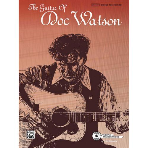 ALFRED PUBLISHING WATSON DOC - BEST OF - GUITAR TAB