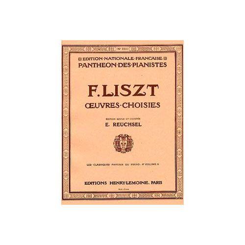LEMOINE LISZT F. - CLASSIQUES FAVORIS VOL.9D - PIANO