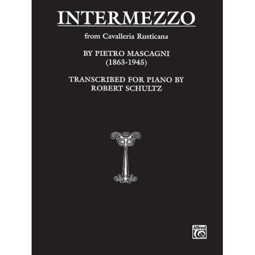 ALFRED PUBLISHING INTERMEZZO - PIANO SOLO