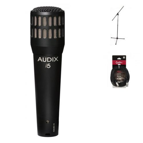 AUDIX PACK AUDIX I5 + MIC STAND + MIC CABLE