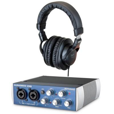 PRESONUS AUDIOBOX + BIRD HP1000