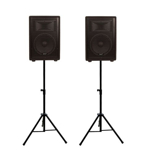 BIRD INSTRUMENTS SET CS 12 P + STANDS