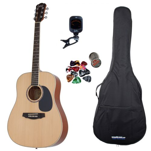 BIRD INSTRUMENTS PACK DG1 NATURAL WOOD