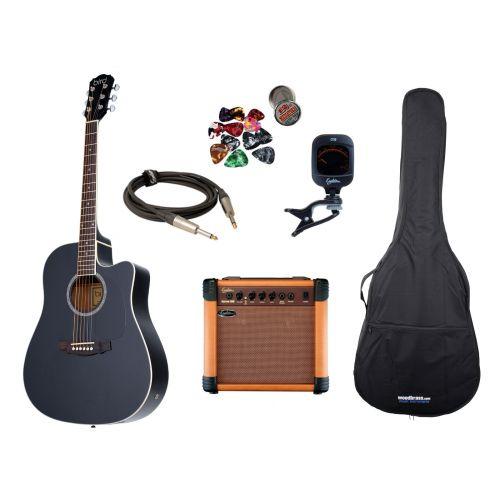 Packs de guitarras eletroacústic