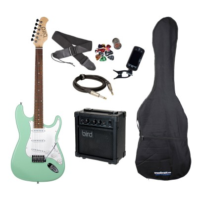 BIRD PACK STC1 SURF GREEN + GA610
