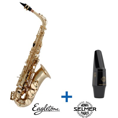 EAGLETONE BUNDLE HIGHWAY ALTO + IMBOCCATURA SELMER C*
