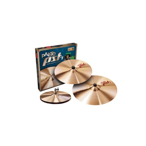 PAISTE PACK PST7 ROCK UNIVERSAL MEDIUM
