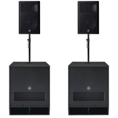 Speakers packs