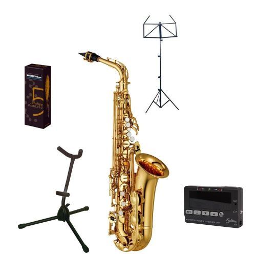 Saxophone alto de estudio