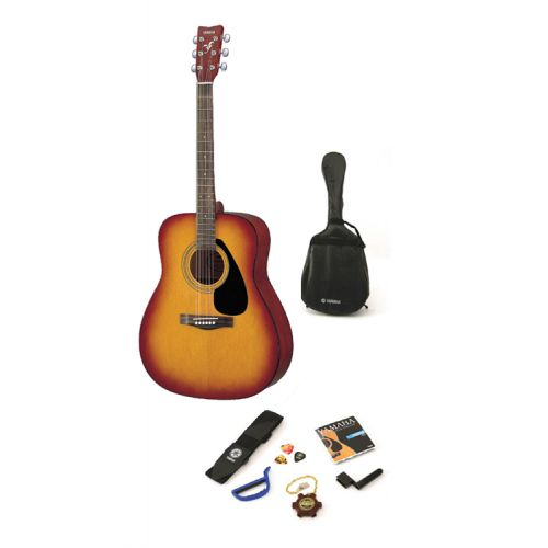 YAMAHA PACK F310 PTBS TOBACCO BROWN SUNBURST