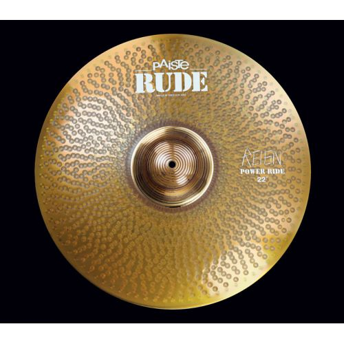 PAISTE RUDE POWER RIDE 22