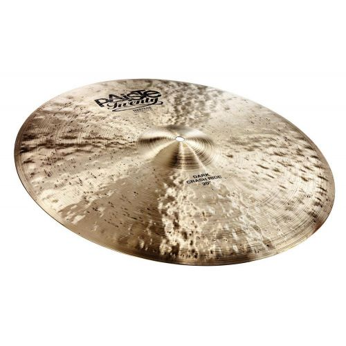PAISTE TWENTY MASTERS COLLECTION DARK CRASH RIDE 20