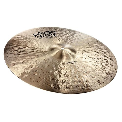 PAISTE TWENTY MASTERS COLLECTION DARK RIDE 20