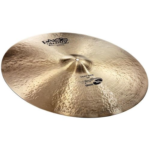6c5314f1ea02 PAISTE TWENTY MASTERS COLLECTION RIDE 24