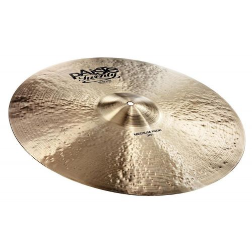 PAISTE TWENTY MASTERS COLLECTION MEDIUM RIDE 21