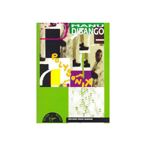 PAUL BEUSCHER PUBLICATIONS DIBANGO MANU - SONG BOOK - CHANT, GUITARE OU PIANO