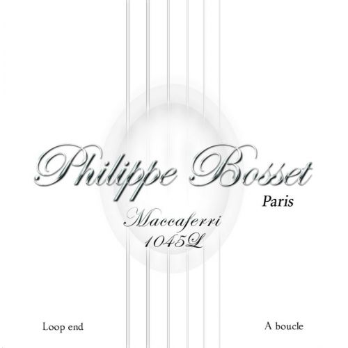 PHILIPPE BOSSET MACCAFERRI SERIES LOOP END GYPSY SAITEN LIGHT TENSION