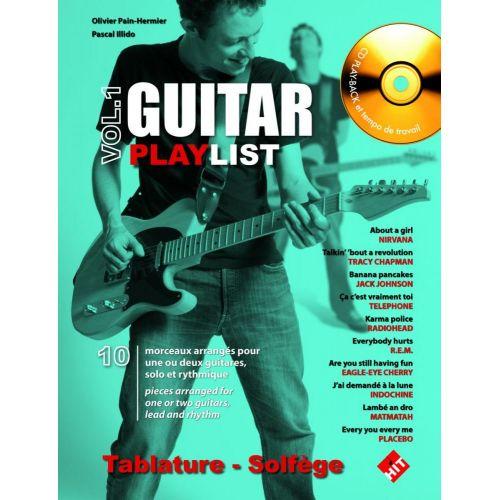 HIT DIFFUSION GUITAR PLAYLIST VOL.1 + CD