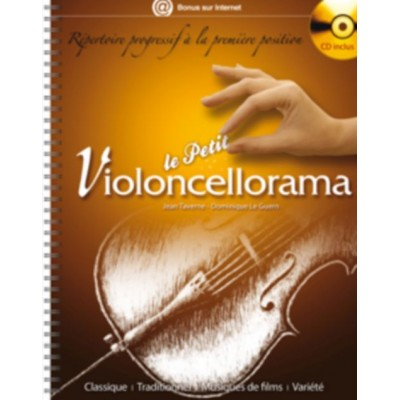 HIT DIFFUSION LE PETIT VIOLONCELLORAMA + CD