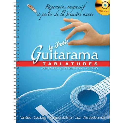 HIT DIFFUSION LE PETIT GUITARAMA TABLATURES
