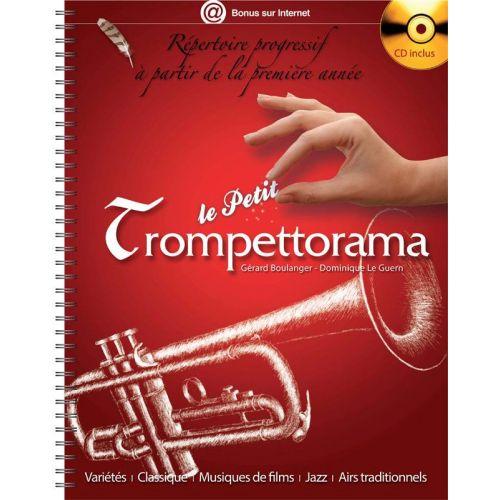 HIT DIFFUSION LE PETIT TROMPETTORAMA + CD