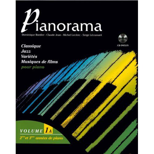HIT DIFFUSION PIANORAMA VOL. 1A + CD