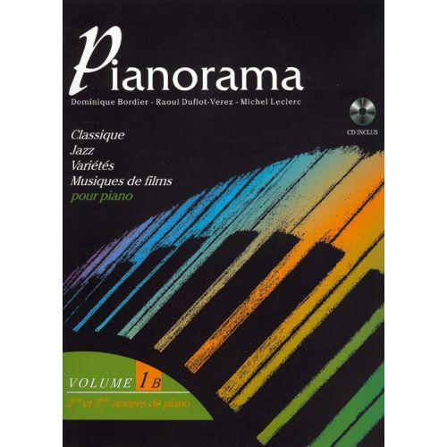 HIT DIFFUSION PIANORAMA VOL. 1B + CD