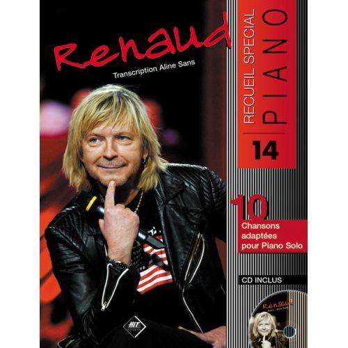 HIT DIFFUSION RENAUD - SPECIAL PIANO N°14 + CD
