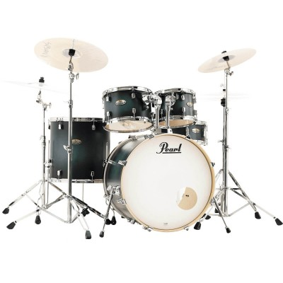 PEARL DRUMS DECADE MAPLE FUSION 22'' DEEP FOREST BURST