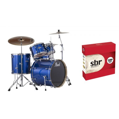 PEARL DRUMS EXPORT STANDARD - ELECTRIC BLUE SPARKLE