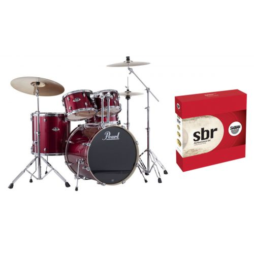 PEARL DRUMS EXPORT STANDARD - RED WINE