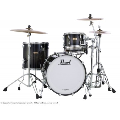 PEARL DRUMS MRV943XEPC-359 - MASTER MAPLE RESERVE 3 KESSEL ROCK 24/13/16 TWILIGHT BURST