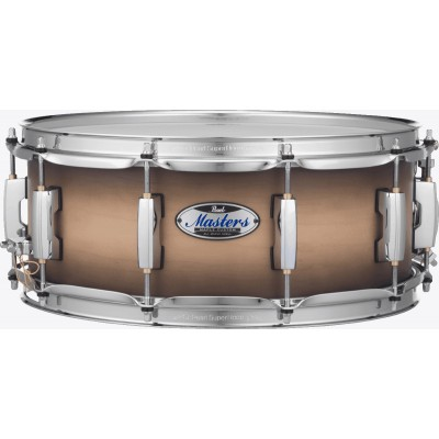 PEARL DRUMS MCT1465SC-351 - SNARE DRUM MASTER MAPLE COMPLETE 14