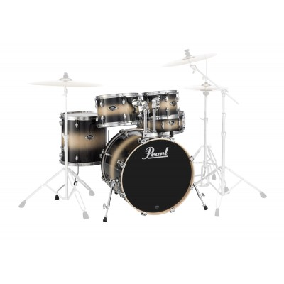 PEARL DRUMS EXL705NPC-255 - EXPORT LACQUER 5 KESSEL FUSION 20