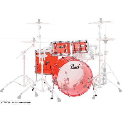 PEARL DRUMS CRYSTAL BEAT - CRB504PC-731 - FUSION 20