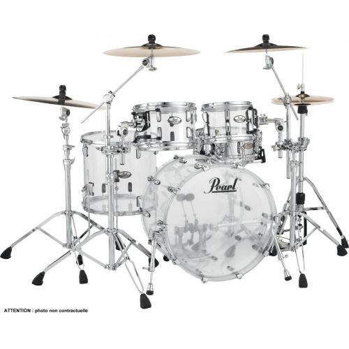 PEARL DRUMS CRYSTAL BEAT - CRB524PC-730 - ROCK 22