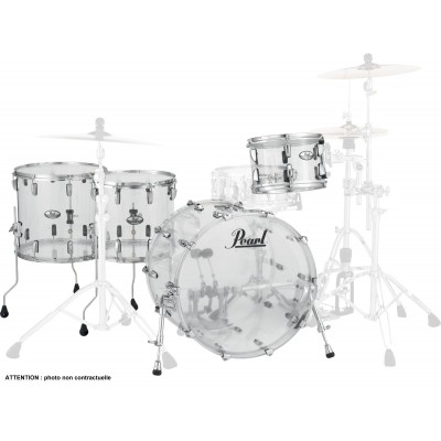 PEARL DRUMS CRYSTAL BEAT - CRB524FPC-730 - ROCK 22