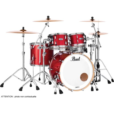 PEARL DRUMS MCT924XEPC-319 - MASTER MAPLE COMPLETE 4 KESSEL ROCK 22