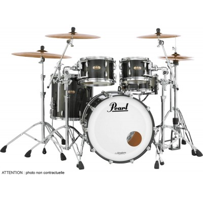 PEARL DRUMS MCT924XEPC-339 - MASTER MAPLE COMPLETE 4 KESSEL ROCK 22