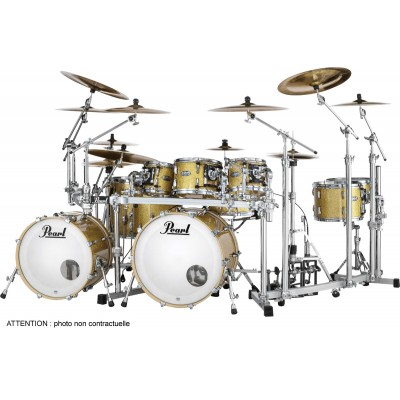 PEARL DRUMS MRV904XEPC-347 - MASTER MAPLE RESERVE 4 KESSEL FUSION 20