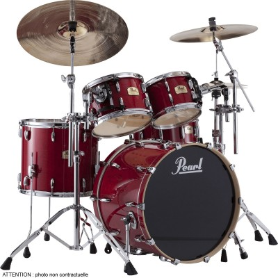 PEARL DRUMS SSC904XUPC-110 - SESSION STUDIO CLASSIC 4 KESSEL FUSION 20