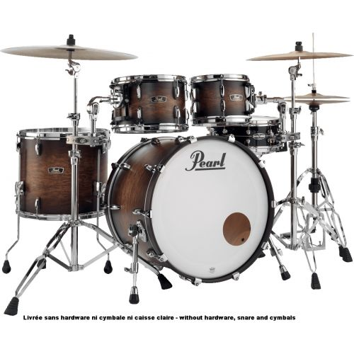 PEARL DRUMS FW924XSPC-327 - WOOD/FIBERGLASS ROCK 22