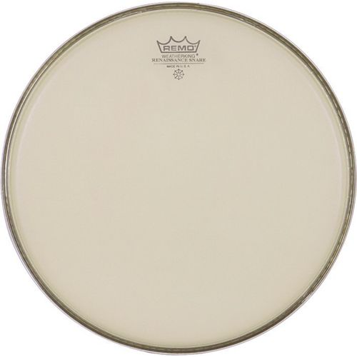 Snare side drum head 14""