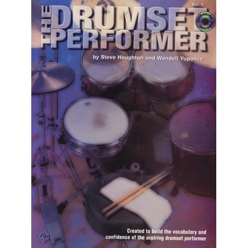 ALFRED PUBLISHING DRUM SET PERFORMER + CD - DRUMS & PERCUSSION