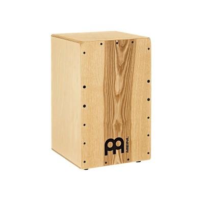 2-YEAR WARRANTY Snarecraft Series Meinl Cajon Box Drum with Internal Snares Almond Birch Frontplate//Baltic Birch Body SC80AB MADE IN EUROPE