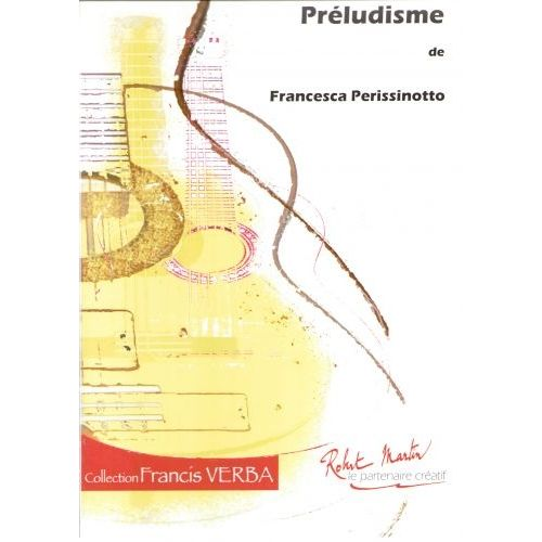 ROBERT MARTIN PÉRISSINOTTO F. - PRÉLUDISME
