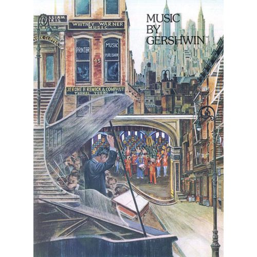 ALFRED PUBLISHING GERSHWIN GEORGE - MUSIC BY - PVG