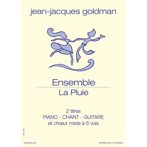 HIT DIFFUSION GOLDMAN J.J - ENSEMBLE ET LA PLUIE - PVG