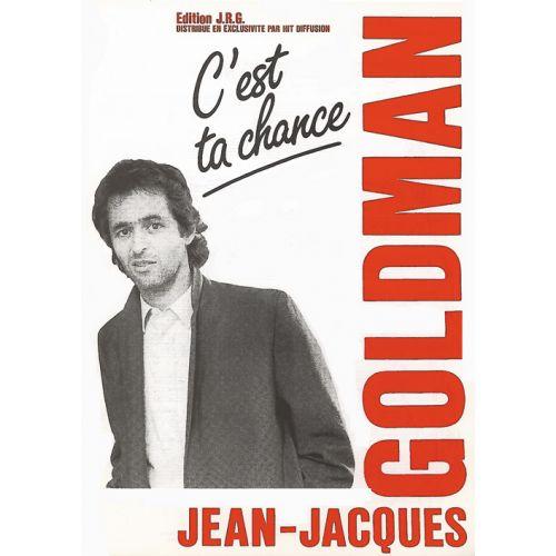 HIT DIFFUSION GOLDMAN J.J. - C'EST TA CHANCE - PVG